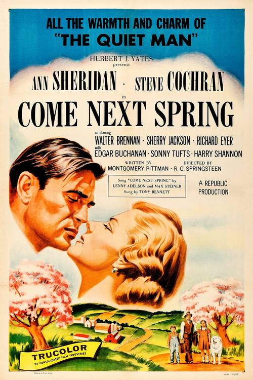 Watch movie Come Next Spring 1956 on lookmovie in 1080p